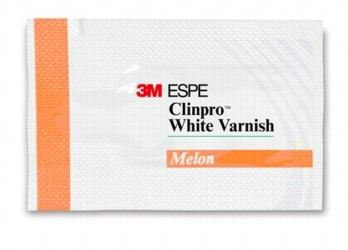 "Clinpro White Varnish  460 ש""ח קלינפרו  100 יחידות"